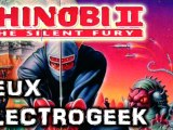 "Jeux Electrogeek 97 test ""The GG Shinobi 2: the silent fury"""