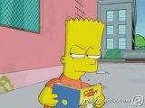 Les Simpson : Le Jeu (PS2) - Une cut-scene du jeu