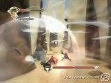 Avatar le Dernier Maître de l'Air : Le Royaume de la Terre en Feu (PS2) - Un vol à dos d'Appa