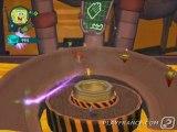 Bob l'éponge et ses amis : Contre les Robots-Jouets (PS2) - La routine pour Bob et Timmy
