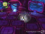 Bob l'éponge et ses amis : Contre les Robots-Jouets (PS2) - Les glissades de Bob