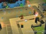 Bob l'éponge et ses amis : Contre les Robots-Jouets (PS2) - Le niveau robotique