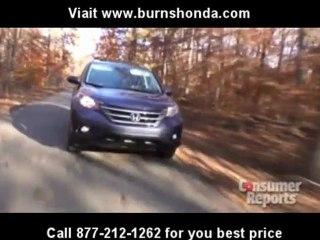 2012 Honda CR-V Review Ardmore