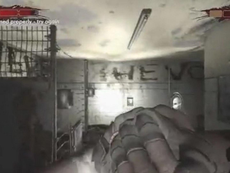 Condemned 2: Bloodshot (PS3) - Le coup du lavabo