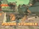 Kung-Fu Panda (PS3) - Un Panda, du Kung Fu, des combats