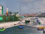 Beijing 2008 - Le Jeu Vidéo Officiel des Jeux Olympiques (PS3) - Le canoë kayak