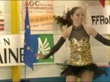 ROLLER ARTISTIQUE - Coupe d'Europe 2011 (Gujan Mestras)