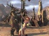 Golden Axe : Beast Rider (PS3) - Tyris