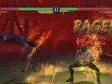 Mortal Kombat vs DC Universe (PS3) - Les modes de Kombat