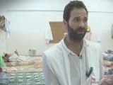 Portraits de bénévoles MSF : Stéphane, kiné en Libye