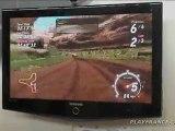Sega Rally (PS3) - Premier contact à la GC 2007