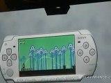 Evénement (PSP) - Les titres PSP Sony à la GC 07