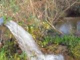 captage d'une eau souterraine