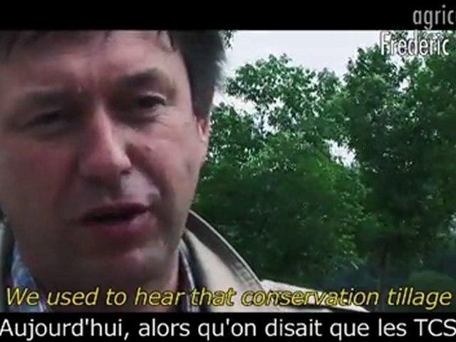 Frédérique Thomas (agriculteur - France) - 2011