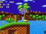 SEGA Mega Drive Ultimate Collection (PS3) - Sonic The Hedgehog