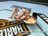 UFC 2009 Undisputed (PS3) - Combat au sol