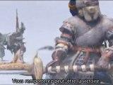 Monster Hunter Freedom Unite (PSP) - Cinématique CG