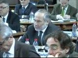Pierre POILLOT - Intervention en séance. Séance budgétaire des 15 et 16 décembre 2011 du Conseil général de la Côte-d'Or