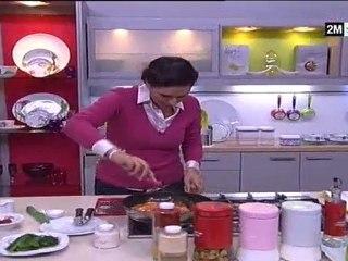 Chhiwat choumicha gratin pommes de terre