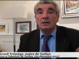 Tarbes Gerard Tremege et la greve a l'abattoir de Tarbes