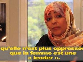 Message de Tawakkol Karman (Prix Nobel de la Paix 2011) à la FIDH
