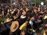 Soulèvements populaires dans le sud de la Chine