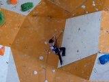 Aurélie en demi-finale à Arnas 12/2011