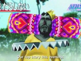 Goro the Slacker Trailer de Touch My Katamari