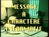 Message à Caractère Informatif [Parodie d'une parodie d'un film d'entreprise]