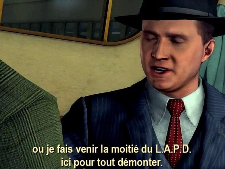 L.A. Noire (PS3) - L.A Noire Trailer2