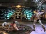 Mortal Kombat 9 (PS3) - Kratos se déchaîne dans Mortal Kombat