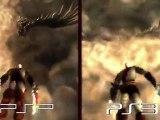 God of War Origins Collection (PS3) - Trailer de comparaison
