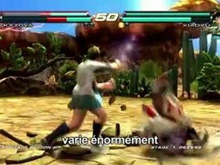 Les conseils pratiques de Tekken Hybrid