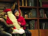 A  Rovaniemi, le Père Noël se frotte les mains