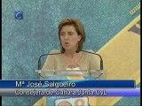 Presentación 'Open Castilla y León' 2008