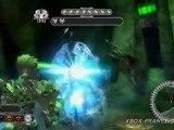 Bionicle Heroes (360) - Le second boss du jeu.