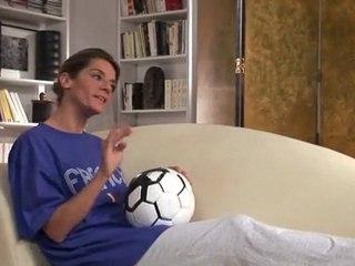 Victoire chez le psy : le joueur de foot