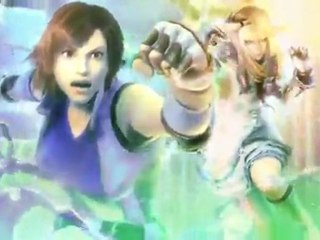 Bande-annonce du Casting Feminin de Street Fighter X Tekken