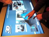 Table Tactile Multitouch