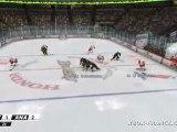 NHL 2K8 (360) - Baston entre amis