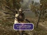 Ennemy Territory : Quake Wars (360) - ETQW : vidéo de gameplay (02)