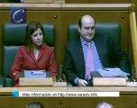 Arantza Quiroga es elegida presidenta del Parlamento vasco (2)