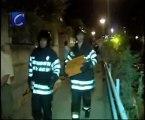 ETA hace explotar una furgoneta bomba en un cuartel de la Guardia Civil en Burgos