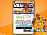 NBA 2K12 Classic NBA Teams DLC Free - Xbox 360, PS3