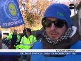 Les éboueurs en grève! (Marseille)