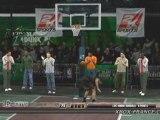 NBA 2K9 (360) - XBTV : Concours de dunks