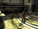 Tomb Raider Underworld (360) - Les environnements