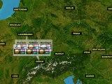 El tiempo en Europa, por países, previsión para el jueves 7, viernes 8, sábado 9 y domingo 10