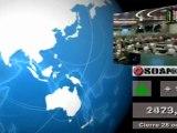 Bolsas; Mercados internacionales: Cierre jueves 27 y media sesión viernes 28 de octubre