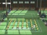 Virtua Tennis 2009 (360) - Les mini jeux de Virtua Tennis 2009